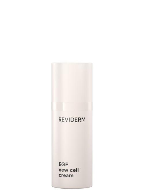 EGF new cell cream Hochwirksame 24h-Kurcreme zur aktiven Zellerneuerung