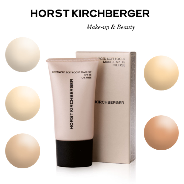 Horst Kirchberger MAKEUP Advanced Soft Focus Hilke Brandt