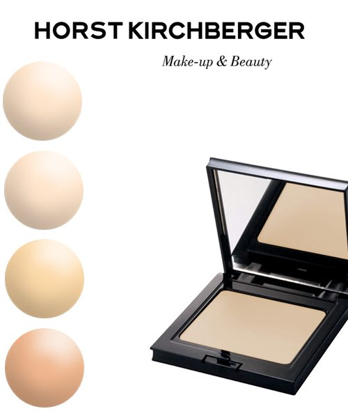Horst Kirchberger ROUGE & PUDER COMPACT POWDER