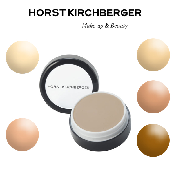 Horst Kirchberger MAKEUP COVER CREAM Hilke Brandt