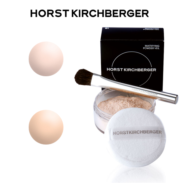 Horst Kirchberger ROUGE & PUDER MATTIFYING POWDER VEIL