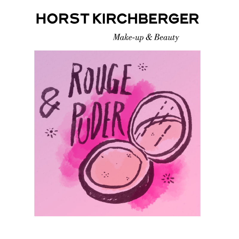 Horst Kirchberger ROUGE & PUDER