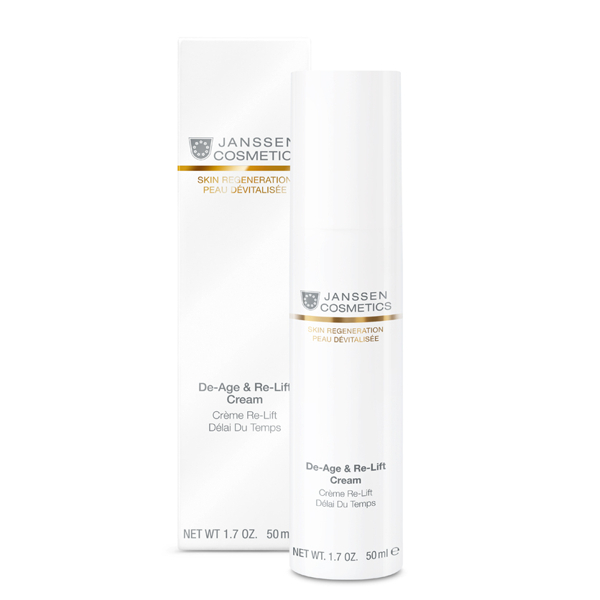 JC - Regeneration Skin - De-Age & Re-Lift Cream