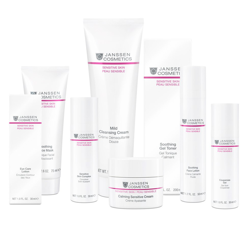 Janssen Cosmetic Sensitive Skin