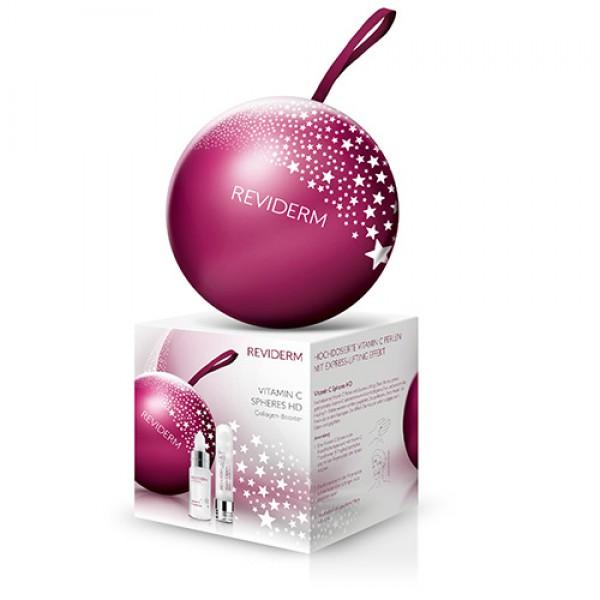 Weihnachtskugel Vitamin C Spheres HD